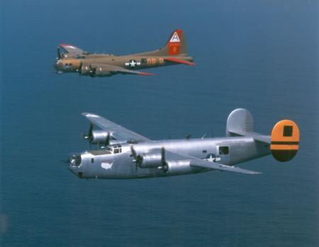 Collings B-17 and B-24