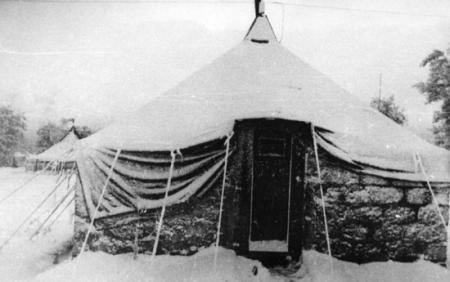 759 BS Winterized Improved Tent December,1944