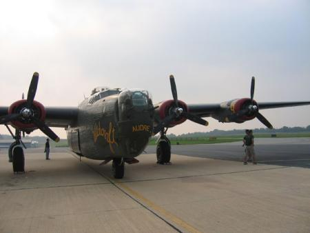 Collings B-24 Witchcraft