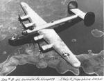 250th B-24 on route