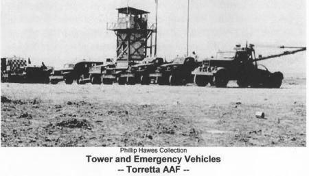 461st BG Tower