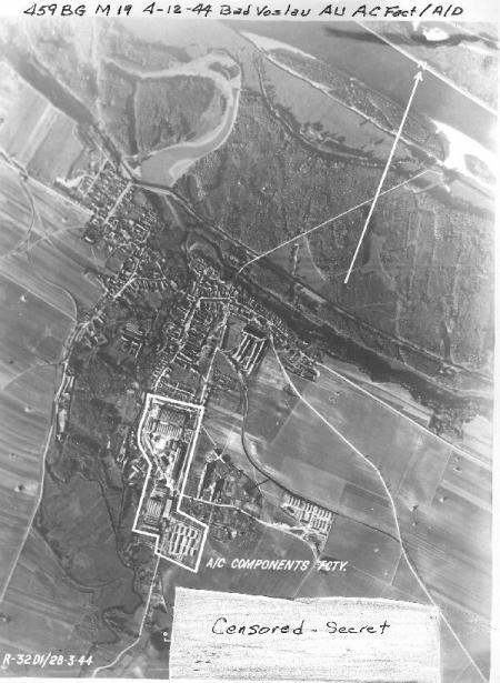 Mission #19  4-12-44 Bad Voslau, AU