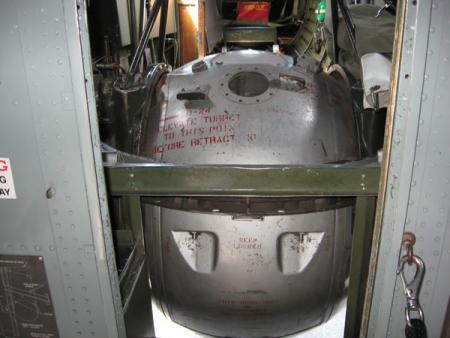 Collings B-24 Ball Turret