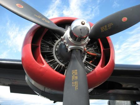 Collings B-24 could be of the red cowling of a 757th BS AC instead of the 467th Witchcraft