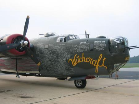 Collings Foundation B-24