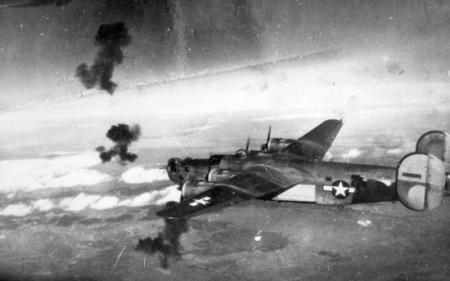 759th BS B-24 in Flak