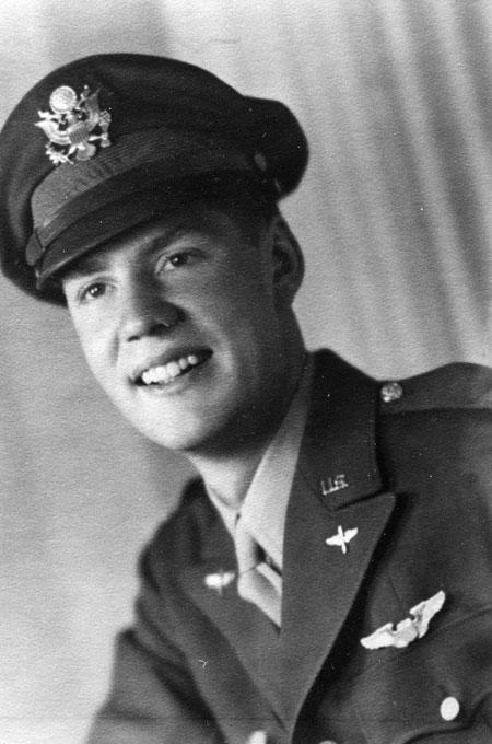 Lt George B Bryant Co-pilot in Lt Ogle`s crew