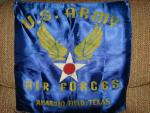 US Army Air Forces, Amarillo Field, Texas scarf