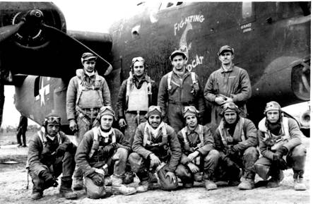 Lester Hale- second from left- front row