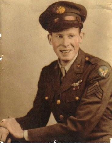 S/Sgt Edward E Brooks - 459th BG, Army Air Corps Library and Museum