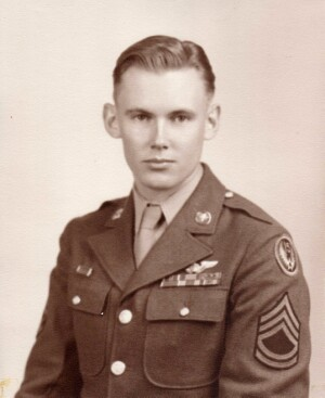 T/Sgt Donald D Magnuson - 459th BG, Army Air Corps Library and Museum