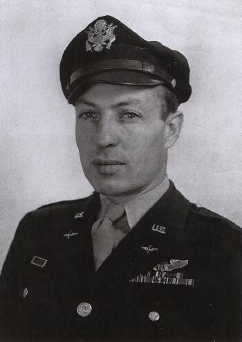 1st Lt. Charles Burr Dascombe - 459th BG, Army Air Corps Library and Museum