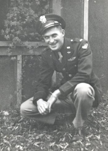 1st Lt. Herman E Weiland - 459th BG, Army Air Corps Library and Museum
