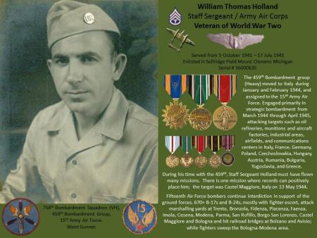 Tribute Page - 459th BG, Army Air Corps Library and Museum