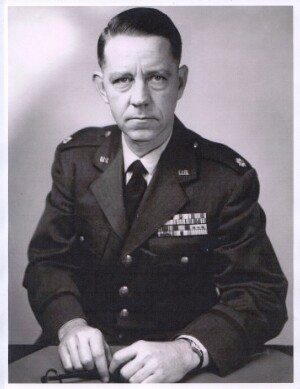 Lt. Col. Carl Richard Carlsen - 1968 - 459th BG, Army Air Corps Library and Museum