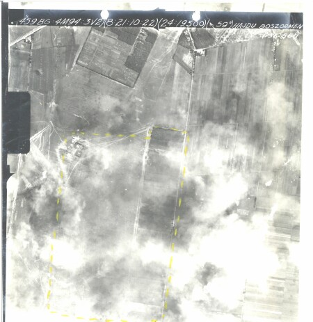 459th Bombardment Group Mission to H. Boszormeny, Hungary   A/D on 08/21/1944
