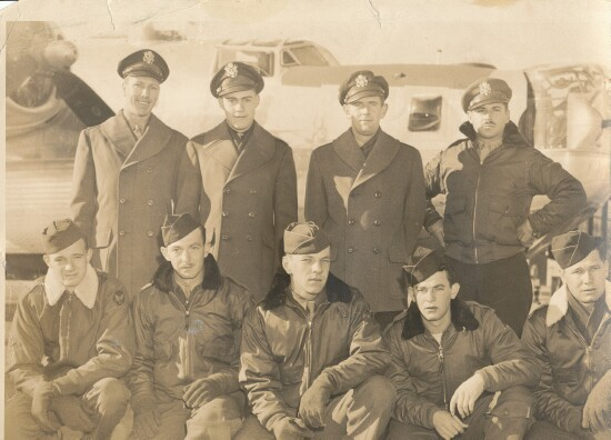 1st Lt. Marshall Spieth Crew   - 459th BG, Army Air Corps Library and Museum