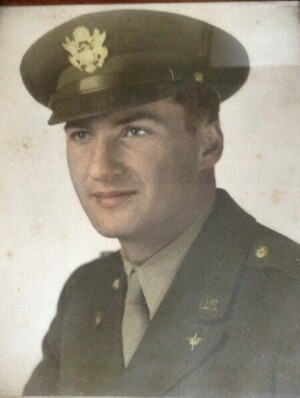 2nd Lt Morton Salsberg - 459th BG, Army Air Corps Library and Museum