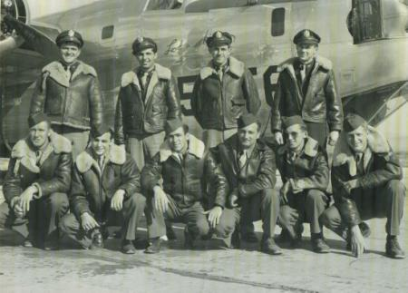 Lt. William Gill Crew 756 Sqn