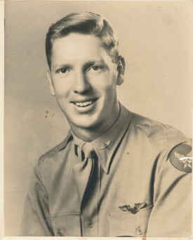 1st Lt. Marshall W Spieth - 459th BG, Army Air Corps Library and Museum