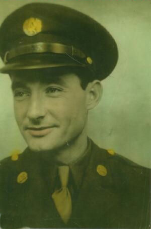 Cpl. Clarence A Johnson - 459th BG, Army Air Corps Library and Museum