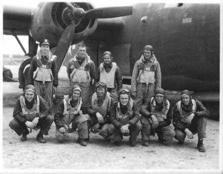 Top Row L to R - 459th BG, Army Air Corps Library and Museum