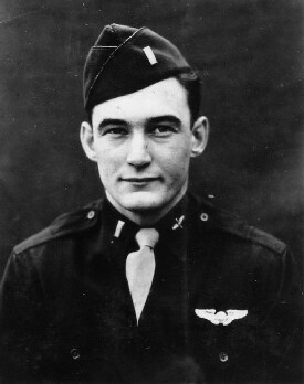 2nd Lt Harry A Thienes - 459th BG, Army Air Corps Library and Museum