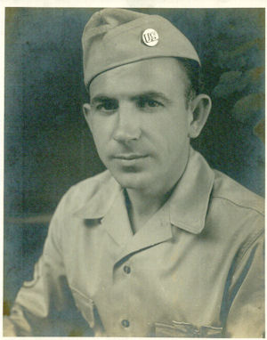 T/Sgt. William T Holland - 459th BG, Army Air Corps Library and Museum