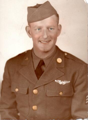 S/Sgt Bernard J Buschard - 459th BG, Army Air Corps Library and Museum